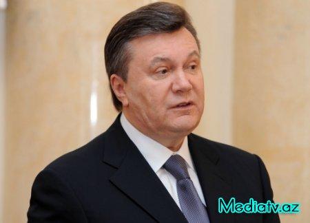 Yanukoviç hardadır?