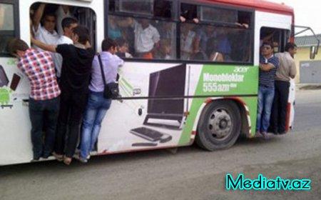 Bakıda avtobuslarda qiymət artırıldı