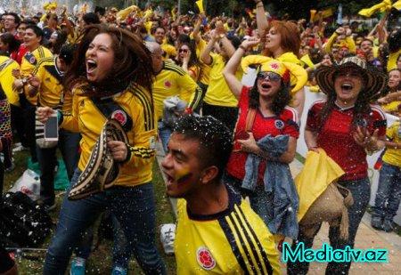 Kolumbiyada futbol matəmi – 10 ölü, 34 yaralı