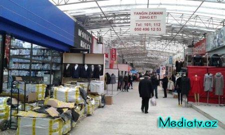"""Binə bazarının satıcıları """"qan ağlayır"""": Alver yoxdu – Fotolar"""