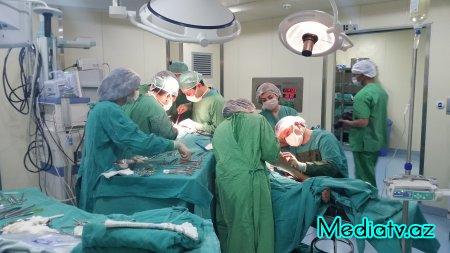 ATU-nin Tədris Cərrahiyyə Klinikası yeni bir uğura imza atdı