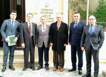 Vəkillər Kollegiyası ilə BMT-nin Azərbaycan nümayəndəliyi arasında əməkdaşlıq genişlənir