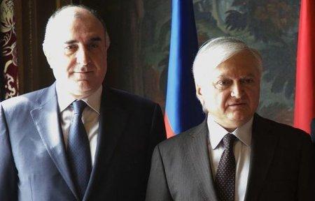 Məmmədyarov və Nalbandyan bu gün görüşəcəklər