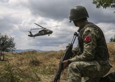 Türkiyə Afrindəki əməliyyat barədə hesabat verdi