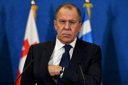 Lavrov: ABŞ-ın Suriyadakı hərəkətləri Türkiyəni qəzəbləndirdi