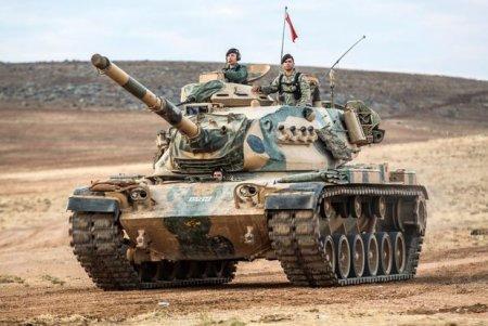 Türk ordusu doqquz kəndi terrorçulardan geri aldı