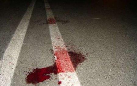 Gəncədə maşın iki piyadanı vurdu