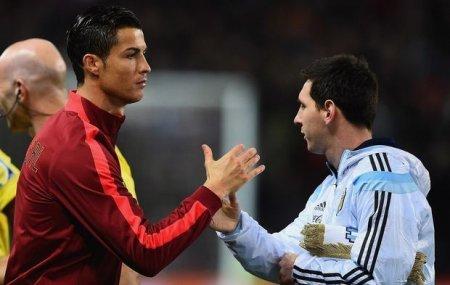 Messi Ronaldu ilə münasibətlərindən danışdı