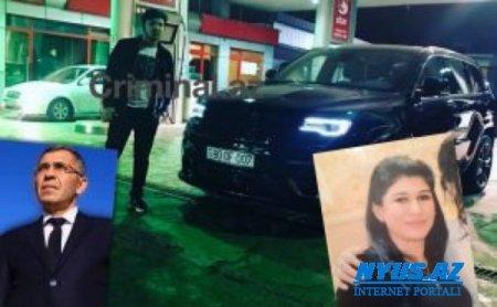 Şəhid qızını maşınla öldürən biznesmen oğlu azadlığa çıxır - FOTO