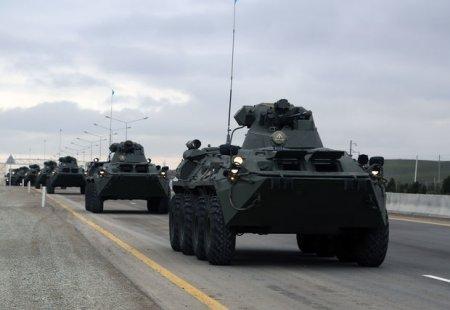 Azərbaycan ordusuna həyəcan siqnalı verildi – FOTO