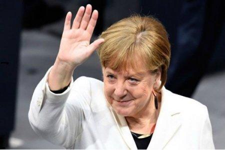 Merkel yenidən Almaniyanın kansleri oldu