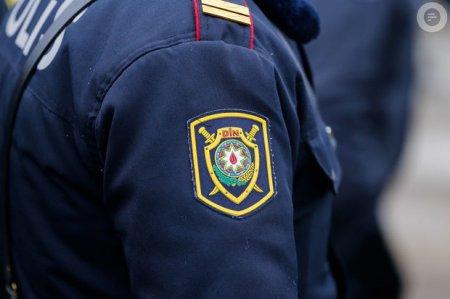 Gəncədə polis əməkdaşı döyülüb