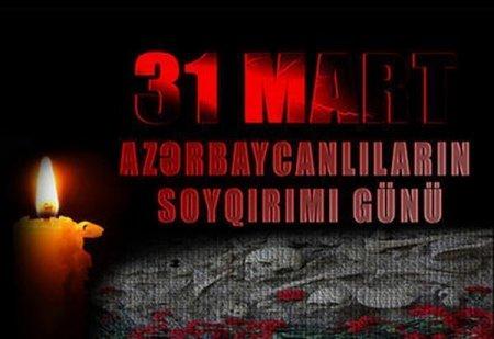 Azərbaycanlıların soyqırımından 100 il ötür