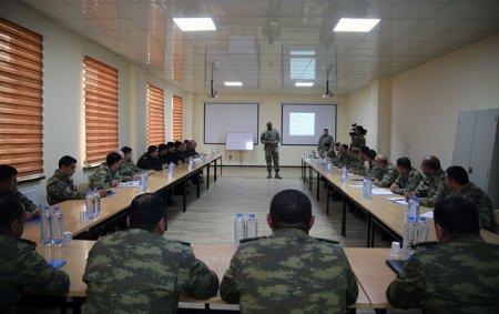 ABŞ komandanlığı Bakıda seminar keçirir