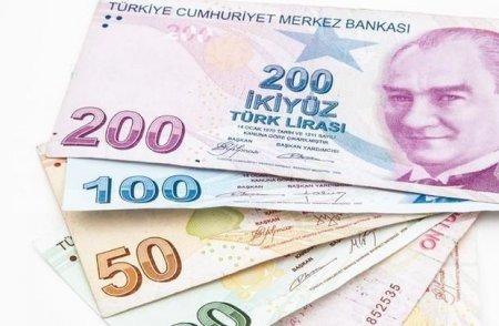 Türk lirəsi dollara nisbətdə tarixinin ən aşağı səviyyəsinə düşdü