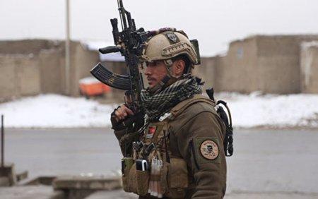 Əfqanıstanda hərbi maşına hücum, 10 polis öldürüldü