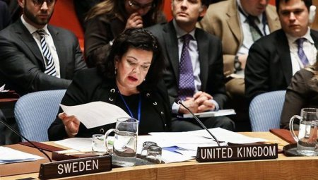 Britaniyalı diplomat: Rusiya MN-i arsızcasına yalan danışır