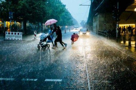"""Almaniyaya """"qanlı"""" yağmur yağacaq"""