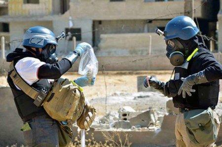 Suriya: Ordu kimyəvi silah laboratoriyası aşkarlayıb