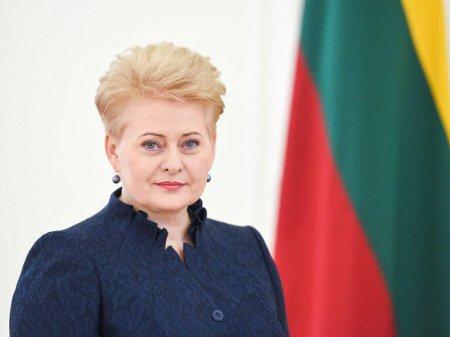 Litva prezidenti İlham Əliyevə məktub göndərib