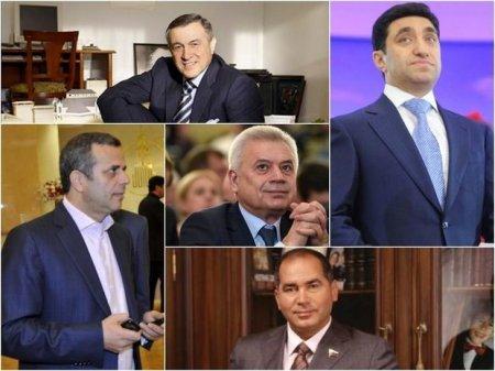 """Azərbaycanlı biznesmenlər """"Forbes""""in siyahısında"""