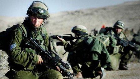 İsrail ordusu silahlandı - YANLIŞ SİQNAL