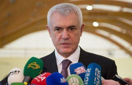 Namiq Əliyev Güləş Federasiyasının I vitse-prezidenti təyin olunub