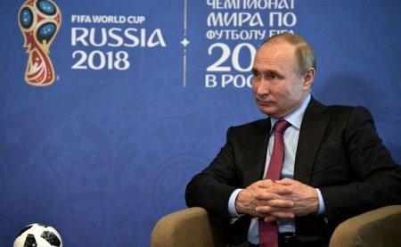Putin Dünya Çempionatındakı əsas favoritini açıqladı