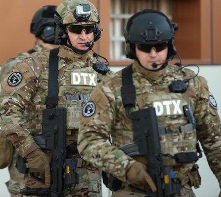 Şirvanda əməliyyat: DTX əməkdaşı saxlanılıb
