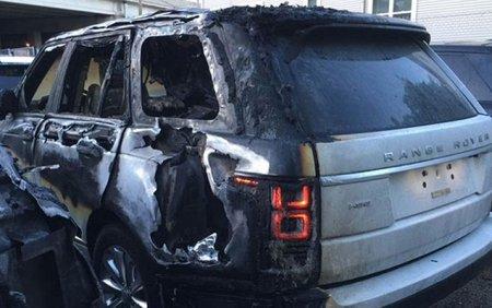 """""""Range Rover""""lə 2 nəfərin ölümünə səbəb olan polis həbs edildi"""