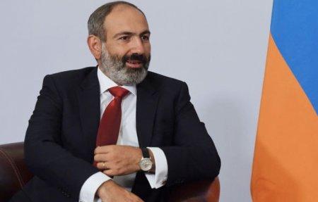 """""""Ermənistan heç vaxt müharibəyə başlamayacaq"""" - Paşinyan"""