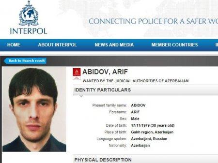 NATO-ya qarşı döyüşən azərbaycanlı İnterpol xətti ilə axtarışa verildi