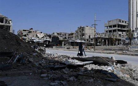 Suriyaya hava hücumu, 30 sakin öldürüldü