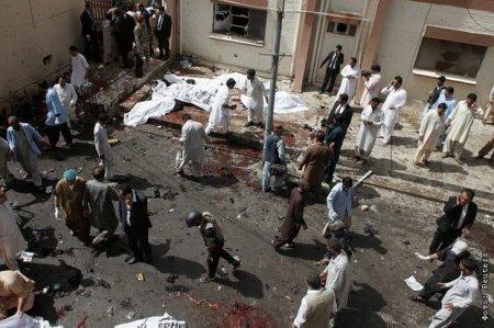 Pakistanda terror dalğası: 128 ölü