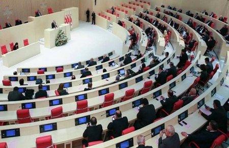 Gürcüstan parlamenti hökumətin yeni tərkibini təsdiq edib