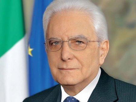 İtaliya prezidenti Şəhidlər xiyabanını ziyarət edib
