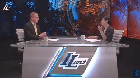 İsrail televiziyasında Qarabağdan danışdılar