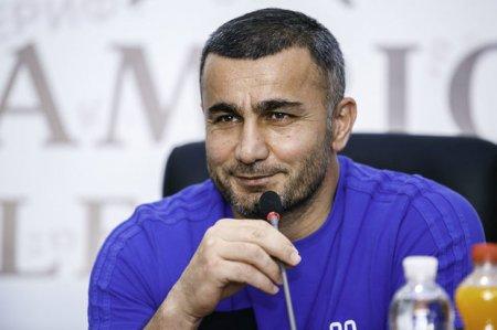 Qurban Qurbanov: BATE ilə oyuna hazırlaşmağa vaxtımız azdır