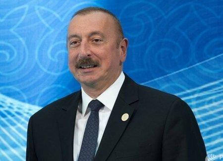 Prezident Abşeron Logistika Mərkəzinin açılışında