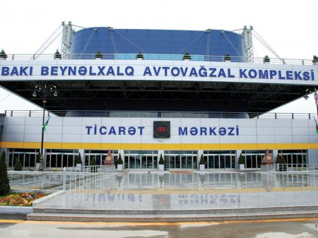 Bakı Beynəlxalq Avtovağzal Kompleksi gücləndirilmiş iş rejiminə keçir