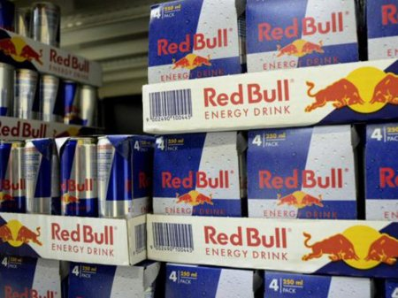 1 milyonluq Red Bull oğurlandı