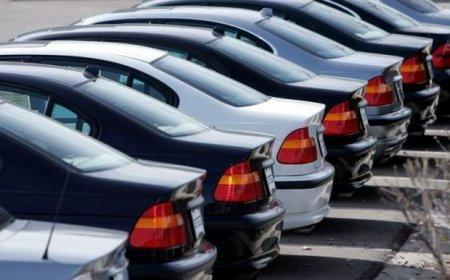 Vergilər Nazirliyinin avtomobilləri satışa çıxarıldı
