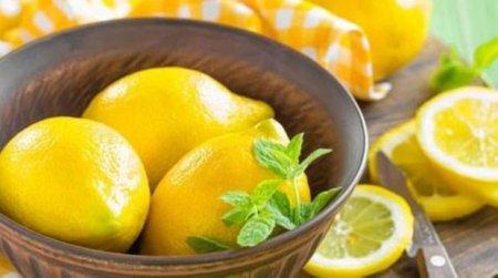 Türkiyədə limon 10 lirəyə yüksəldi