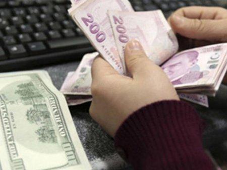 Türkiyədə dollar yenidən yüksəlişə keçdi