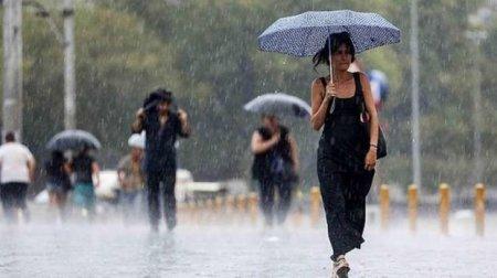 Sentyabrın ilk günü yağmurlu olacaq
