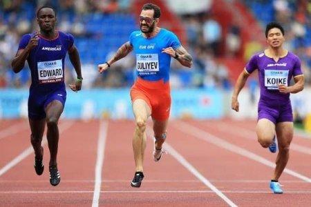 Ramil Quliyev bir gündə iki medal qazandı