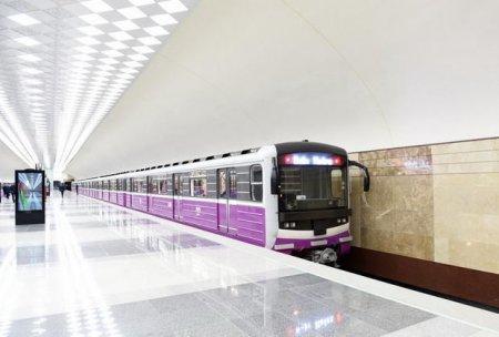 Bakı metrosu qış rejiminə keçir