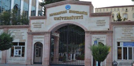 Azərbaycan  Kooperasiya Universiteti olduğu kimi:
