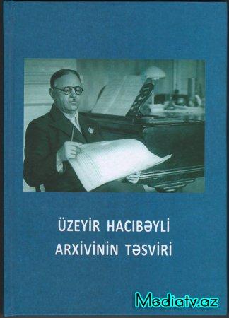 Üzeyir Hacıbəylinin şəxsi arxivinin təsviri nəşr olundu