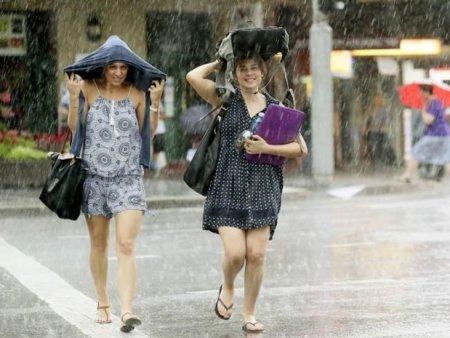 Sinoptiklər yağışlı hava vəd edirlər
